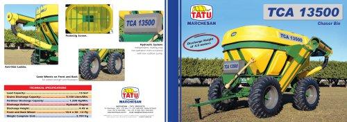 TCA 13500 - CHASER BIN