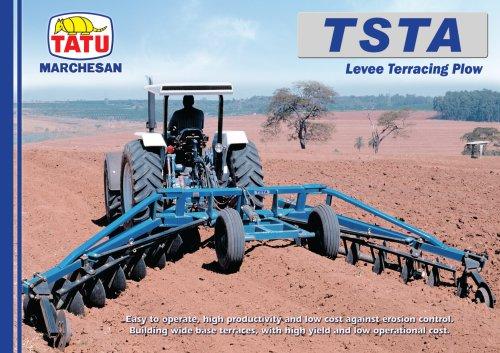 TSTA - LEVEE TERRACING PLOW