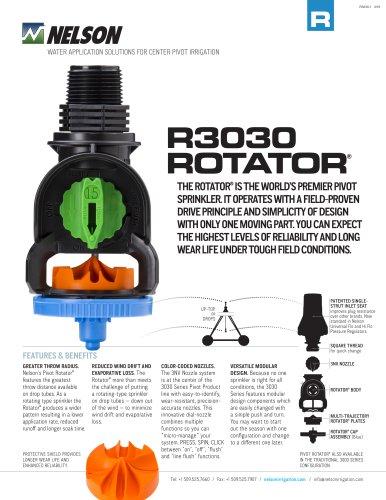 Rotator R3030
