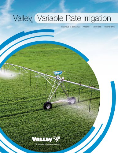 VARIABLE RATE IRRIGATION