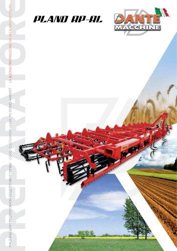 PLANO RP-RL  Cultivators