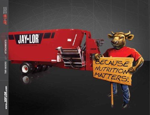 Jaylor Dump Wagon Brochure