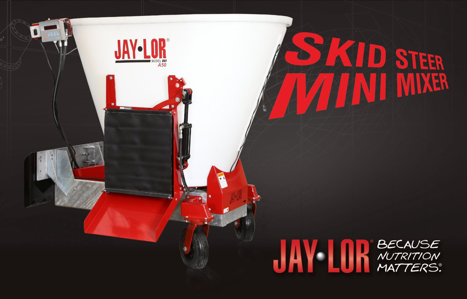 Mini Mixer Jaylor Fabricating Inc Pdf Catalogue Technical 1 3 Pages