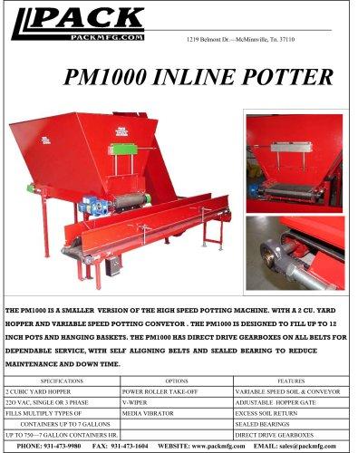 PM1000 Potter