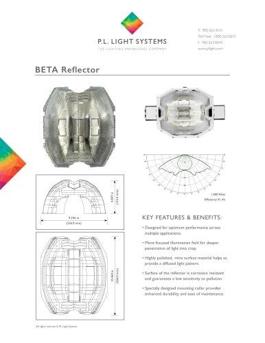 BETA Reflector
