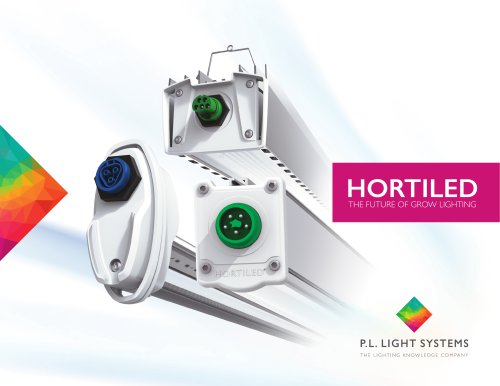 HORTILED THE FUTURE OF GROW LIGHTING