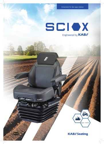 SCIOX - Agricultural Seats
