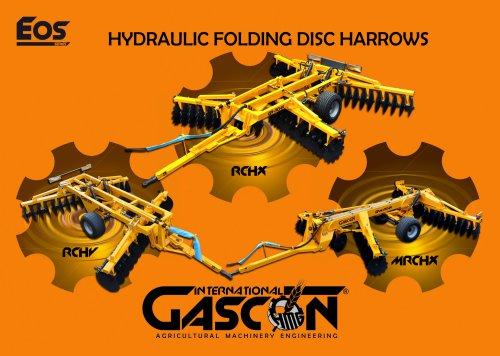 eos_x_shape_rchxm_monobeam_hydraulic_disc_harrows_gascon_agricultural_machinery