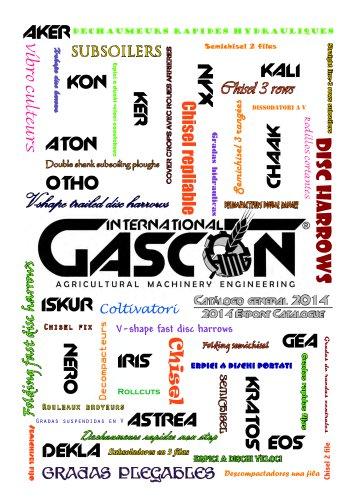 gascon_international_general_catalogue_2014