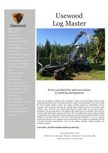 Usewood Log Master