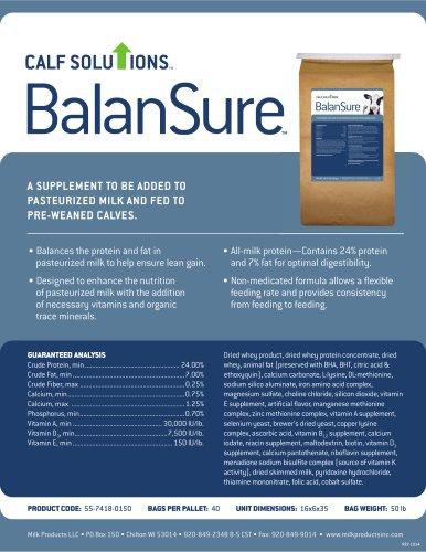 BalanSure-non medicated