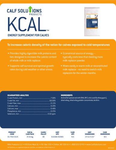 KCAL™ Energy Supplement