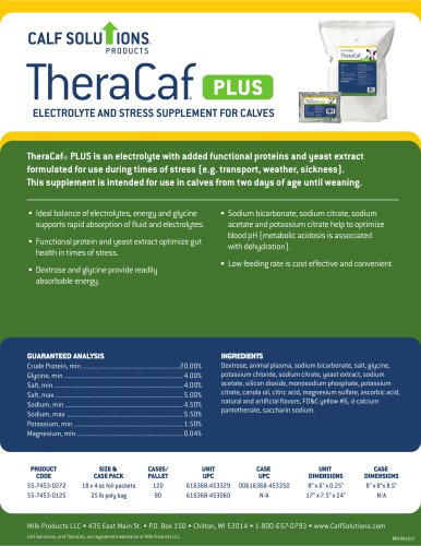 TheraCaf® PLUS