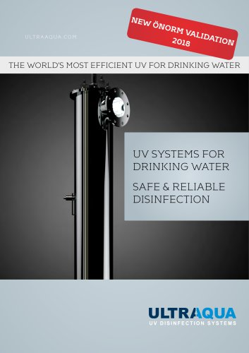 ULTRAAQUA-Drinking-Water-Brochure