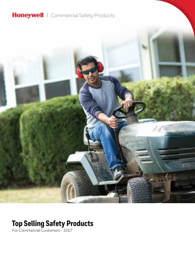 HONEYWELL Retail PPE Top Selling Catalog