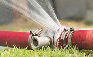 Equipamentos de irrigação