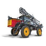 pulverizador hortícola / motorizado / com braços retráteis / pneumático