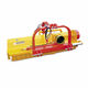 triturador agrícola montado / de martelo / florestal