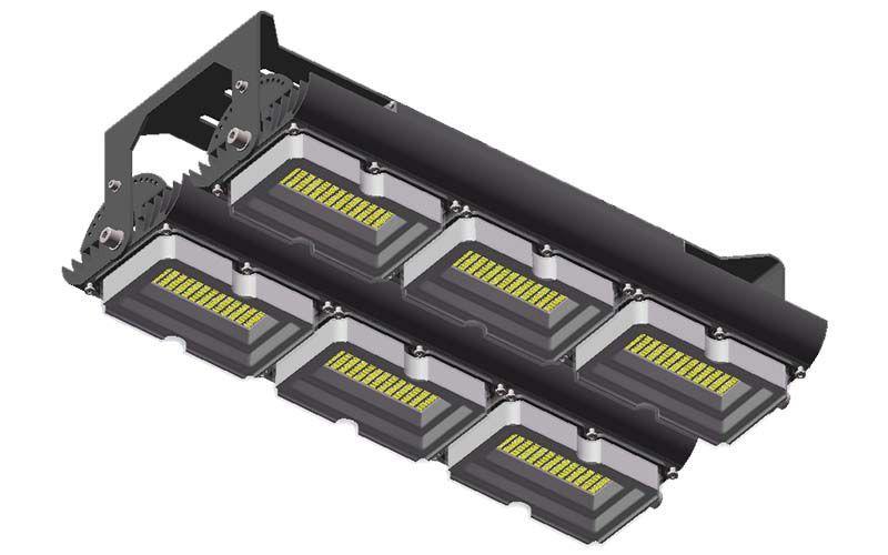 Super Stallbeleuchtung / LED / für Rinder / für Ziegen - VarioLED XL #SU_02