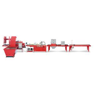Produktionsanlage für Gartenbauprodukte mit Sämaschine / automatisch