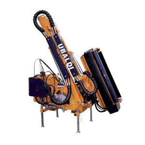 traktormontierter hydraulischer Freischneider / Schlegel / klappbar