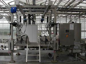 automatische Tablett-Sämaschine / beschichtetes Saatgut