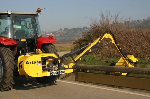 traktormontierter hydraulischer Freischneider