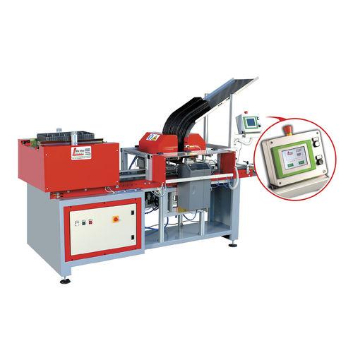 automatische Etikettiermaschine / Anzuchtplaten