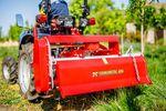 Bodenfräse für Obstgärten