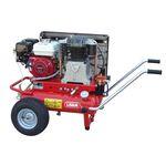 Luftkompressor / mobil / Benzinbetrieben