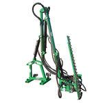 hydraulischer Heckenschneider / traktormontiert