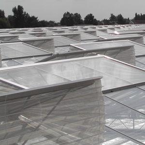 batiente para invernadero / para techo / con red antiinsectos / para ventilación