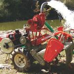 bomba de irrigación