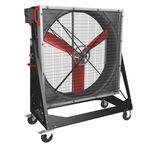 ventilador para instalación agrícola / para criadero / para invernadero / de circulación de aire