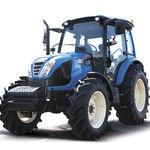 tractor mecánico sincronizado