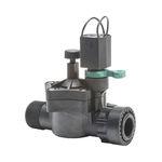 válvula para el riego / de control / eléctrica / de metal
