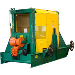 descortezadora con rotor flotante / estacionaria / forestal