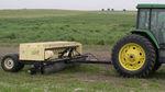 sembradora en líneas mecánica / siembra directa / de arrastre