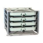 incubadora de peces para salmones / para truchas / vertical / para peces