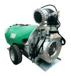 pulverizador de arrastre / para la viticultura / para el cultivo comercial de hortalizas / para la horticultura
