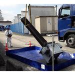 cubeta de retención para barriles / para maquinaria vitícola / para fluidos peligrosos / para pesticidas