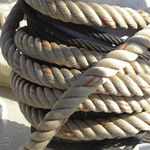 cuerda de poda / de poliamida