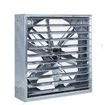 ventilador para instalación agrícola / para invernadero / de extracción / de pared