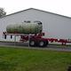 remolque de 2 ejes / de 3 ejes / agrícola / 20 toneladas