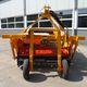 cosechadora de cebollas / montada en tractor