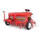 sembradora en líneas con tolva / montada en tractor / de dientes / con control de la profundidad