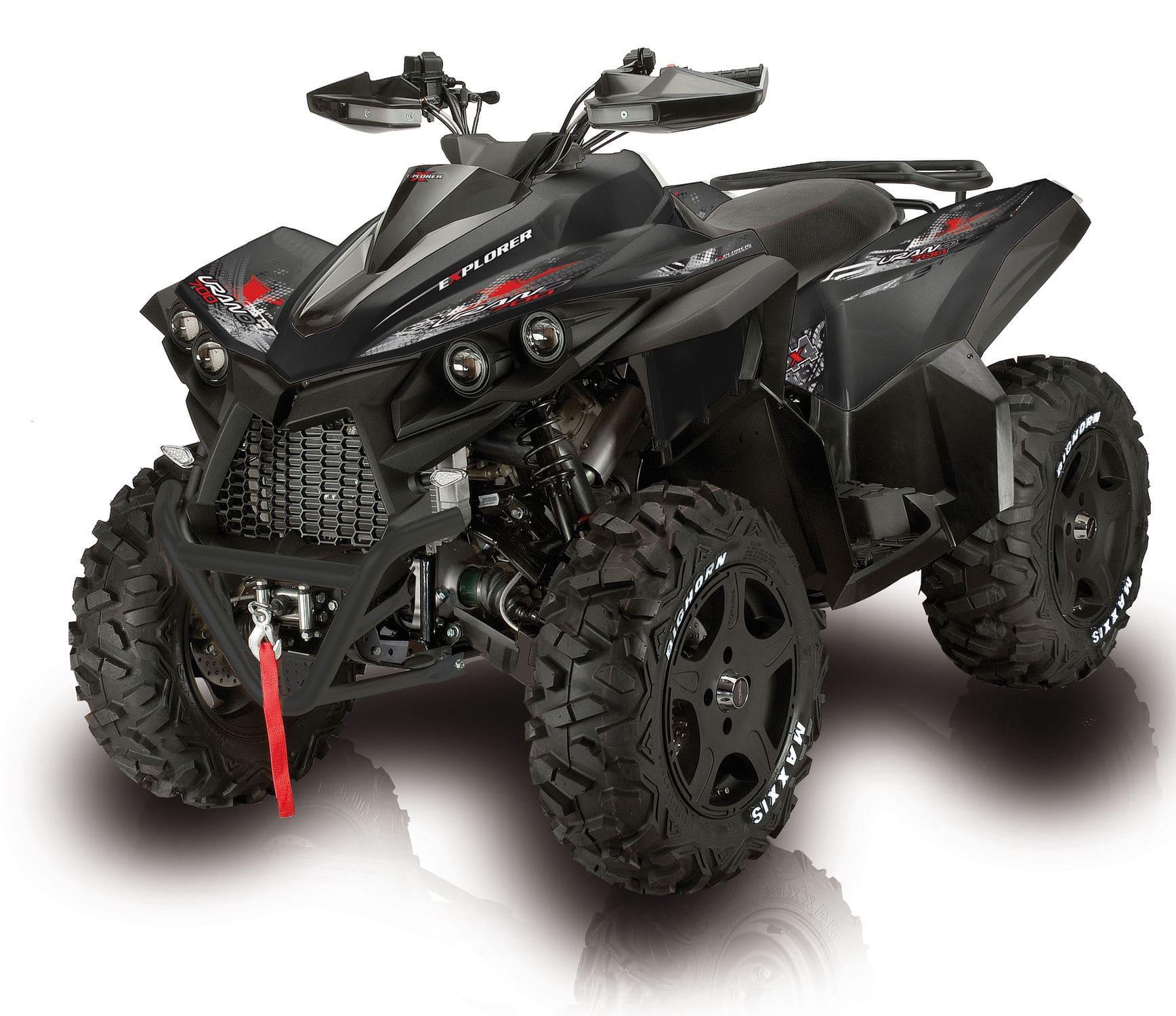 Quad ATV Triton Outback 300 15 KW - Bestes Angebot von Quads.
