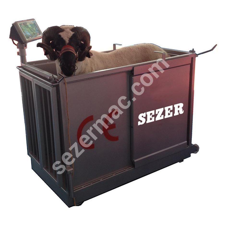 Balance pour mouton - SEZER TARIM ve Sagim Teknolojileri ...