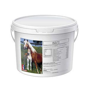 aliment d'allaitement pour chevaux / en poudre