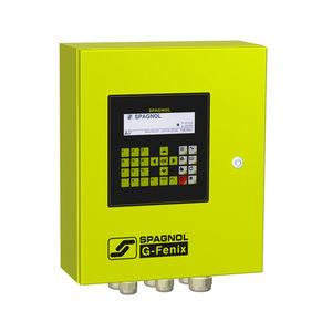 contrôleur d'irrigation numérique / à énergie solaire